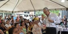 Entregan trabajos de mejoramiento locativo en 49 viviendas de Villas de Gualará